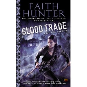 Blood Trade Cover