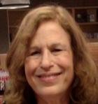 Barbara at Fairfield Bookstore signing headshot